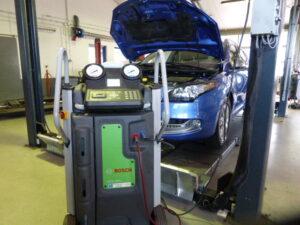 Garage Binnenmars aircoservice