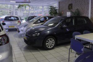Garage Binnenmars